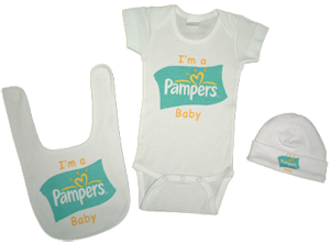 imprinted shirts,promotional apparel,embroidered bibs
